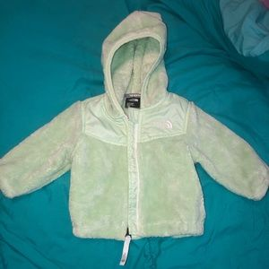 3-6 month northface oso